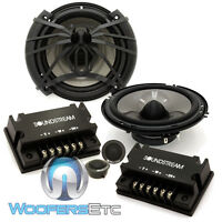 Soundstream Ac.6 6.5 Car 300w 2-way Component Speakers Tweeters Crossovers
