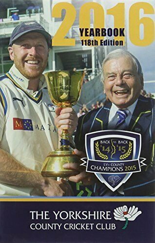 The Yorkshire County Cricket Club Yearbook 2016,David Warner