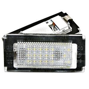 2x-BMW-Mini-Cooper-LED-Kennzeichenbeleuchtung-Modul-R50-R52-R53-W11-Nummerschild