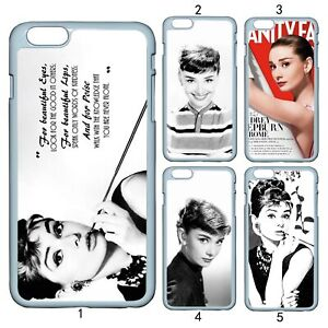 Audrey-Hepburn-Quote-For-Apple-iPhone-11-iPod-Samsung-Galaxy-Note10-Case-Cover