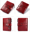 Women-Genuine-Leather-Cowhide-Clutch-Bifold-Wallet-Credit-Card-ID-Holder-Purse thumbnail 4