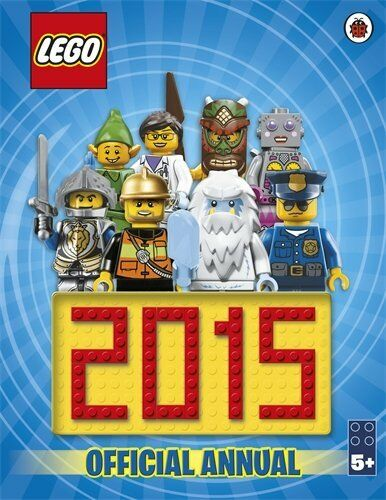 1 of 1 - LEGO Official Annual 2015 By Various