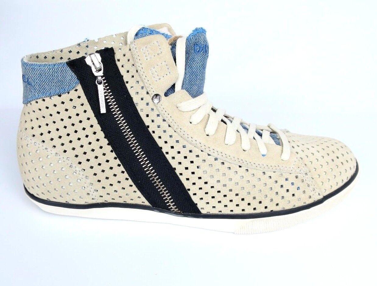 SNEAKERS Pelle DIESEL BEACH PIT in Pelle SNEAKERS da Donna Donne Scarpe Woman Shoes r3 e0a09f