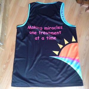 Naitbabies Charity Unisex Running Vest - Reg Charity No. 1161698