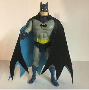 DC Kenner Super Powers Batman Replica Black Cape Cape Only