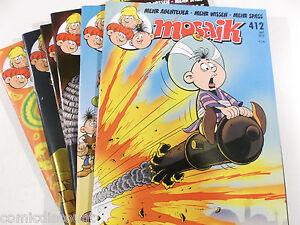 Auswahl-MOSAIK-Heft-400-437-Steinchen-Verlag