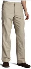 NWT Men's Dockers Pacific Comfort Classic Fit Cargo Pants Cottonwood W30xL29