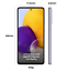 """miniatura 8 - SAMSUNG GALAXY A72 AWESOME VIOLET 128GB ROM 6GB RAM 4G/LTE ANDROID DISPLAY 6.7"""""""