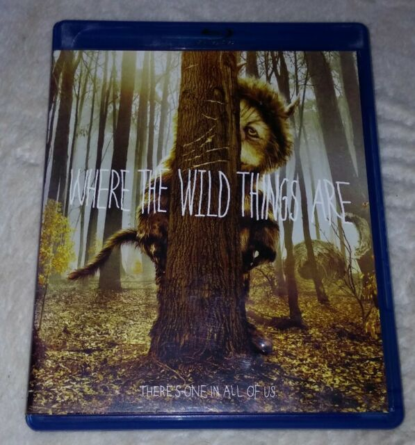 Where the Wild Things Are [Blu-ray] Blu-ray | eBay