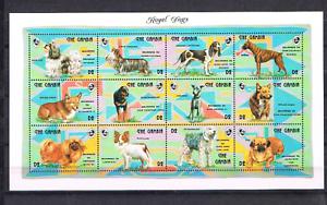 Gambia 1993 Satz 1667/78 Hunde/rassehunde/dogs Postfrisch Ein Unverzichtbares SouveräNes Heilmittel FüR Zuhause Afrika