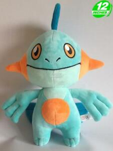 BIG-12-inches-Wow-Pokemon-Marshtomp-Plush-Stuffed-Doll-Soft-PNPL8231