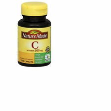 Nature Made Vitamin C 1000mg Timed Release with Rose Hips 60 Tablets EXP 11/2020
