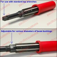 Axle Beam Bushing Reamer For 1.34 Up To 1.50 Diameter