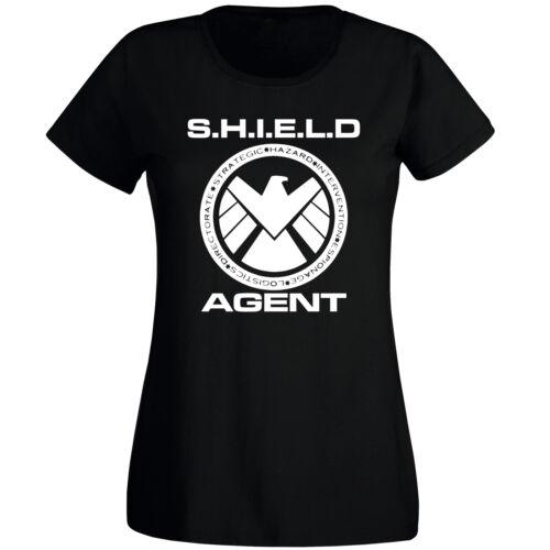Shield Agent Inspired Popular Boys Girls Womens Kids Mens Funny TShirt