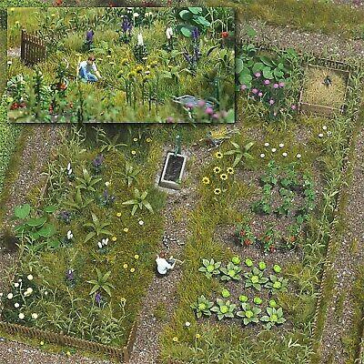 Busch 1223 ~ Giardino Selvatici, Traccia 0/h0-mostra Il Titolo Originale Originale Al 100%