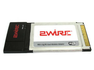 DRIVER FOR 2WIRE WIRELESS PCMCIA CARD