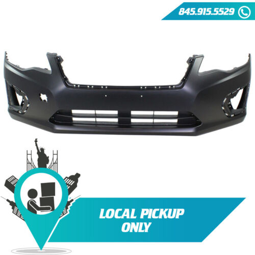 LOCAL PICKUP 2012-2014 FITS SUBARU IMPREZA FRONT BUMPER COVER PRIMED SU1000168