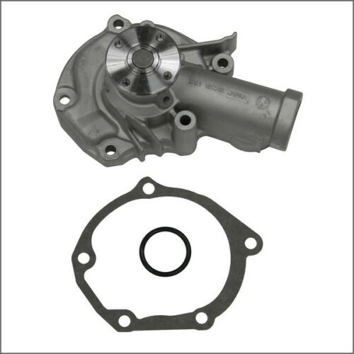 For Mitsubishi Outlander L4 2.4L 2003 Eng Water Pump /& Gasket Metal Impeller GMB