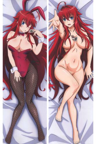 Anime high school dxd rias gremory Dakimakura Hugging Body Pillow Cover Case