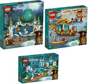 LEGO-Disney-43181-Raya-und-der-Herz-Palast-43185-Bouns-Boot-43184-N3-21-VORVERK