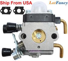 Carburetor For STIHL Zama FS38 FS45 FS46 FS55 FS55R KM55 FS85 Carb 4140-120-0619
