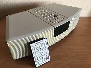 Klangwunder: Bose Wave Radio AWR1 voll funktionsfähig mit FB ! - Hanau, Deutschland - Klangwunder: Bose Wave Radio AWR1 voll funktionsfähig mit FB ! - Hanau, Deutschland