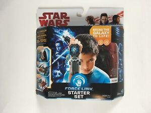STAR WARS Force Link Starter Set including Kylo Ren Action Figure New by Hasbro