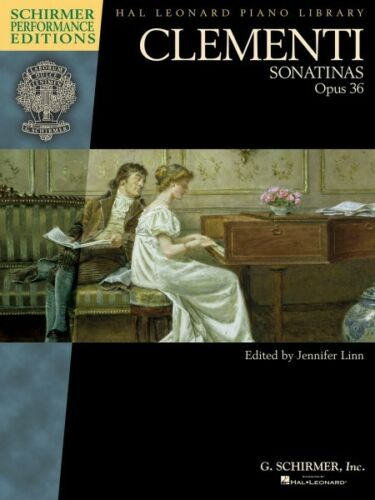 Sonatinas Op 36 Piano Schirmer Performance Editions Book Only Schirme 000297087