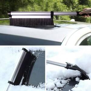 Brosse-a-neige-pour-voiture-robuste-decapant-grattoir-a-glace-manche-souple
