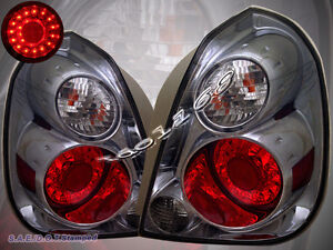 Image Is Loading FIT 02 06 Nissan Altima Tail Lights LED