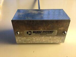 Mamac Systems Temperature Sensor Te 205 B 12 D 2 Ebay