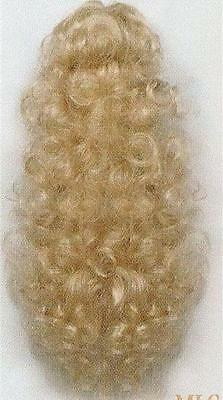 "23"" Long Loose Curls Ponytail Hairpiece w/ Banana Clip"