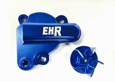 OVERSIZE Water Pump Kit KTM SX50 SX65 EHR Tuning Blue, Quick Dispatch! Free Ship