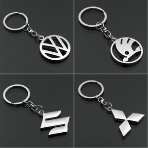 Auto-Car-Logo-Keychain-Metal-Emblem-Pendant-Keyring-Key-Holder-Best-Small-Gift