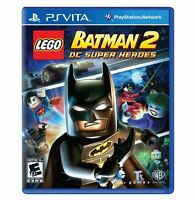 LEGO Batman 2: DC Super Heroes (Sony PlayStation Vita, 2012)