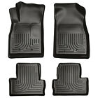 Floor Liner-Front and 2nd Seat Floor Liners (Footwell Coverage) fits 11-15 Volt