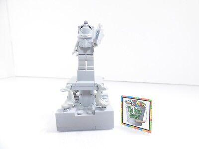 Medusa Rocket Boy Statue Of Liberty Golden Saint Chicken Lego Moc Minifigure
