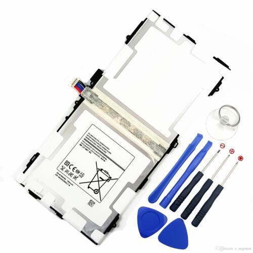 OEM Samsung Galaxy Tab S 10.5 Battery SM-T800 T801 T805 EB-BT800FBE 7900mAh+Tool