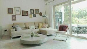 Departamento con muebles y decoración única a 10 minutos de la playa