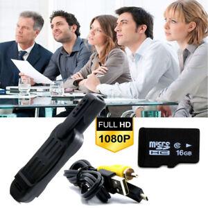 Hidden-Spy-Camera-Meeting-Pen-HD-1080P-Audio-Video-Recording-Recorder-16GB-Card