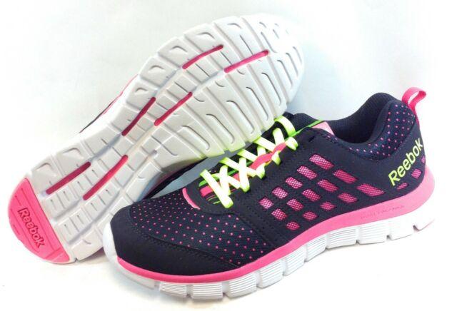 Reebok Women Z Dual Ride Dns Running Shoe Gravelsolrpnksolaryelowwhite 7 5 M Us For Sale Online Ebay
