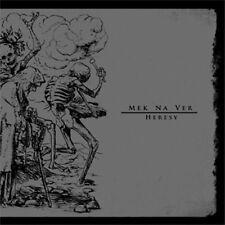 Mek Na Ver - Heresy CD 2010 Forgotten Tomb black metal