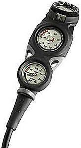 Mares-Mission-3-mit-Finimeter-Tiefenmesser-Kompass