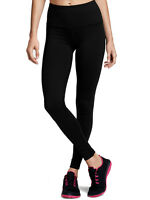 Women's Black Leggings Yoga Pants High Waisted Gym Clothes Workout Sportswear