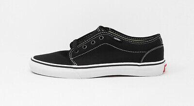 Kids Shoes 106 Vulcanized Canvas Black