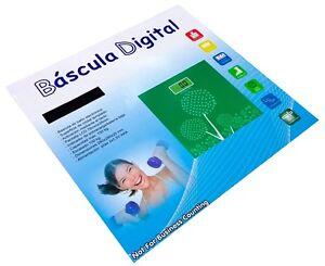 Peso bascula de ba o balanza digital 180kg dise o electronica pesa cristal ebay - Bascula de bano digital ...