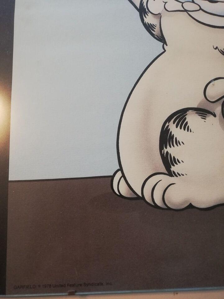 Garfield plakat