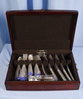 Sterling Silver Flatware Westmorland John And Priscilla Butter Spreader FH