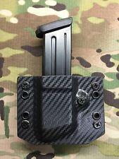 Carbon Fiber Kydex H&K HK VP9 P30 Single Magazine Carrier