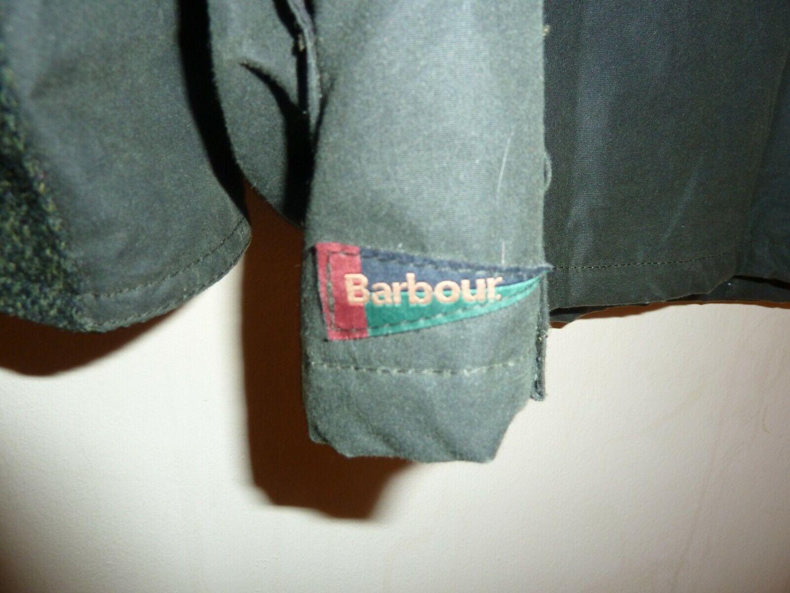 Barbour Nautical Wight Wax Jacket Waxed MWX1397 J… - image 6